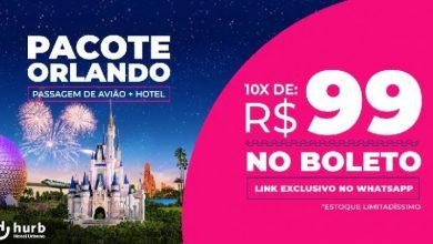 Foto de Quer conhecer a Disney? o Hurb, agência online de viagens, leva você para Orlando por apenas R$ 999