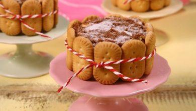 Foto de Bateu aquela vontade de comer um docinho? Marilan te ajuda a preparar uma Torta Charlote para saciar seu desejo