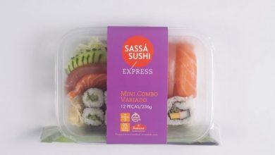 Foto de Sassa Sushi investe na linha express para rede supermercadista