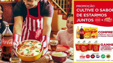 Foto de Coca-Cola e Vitarella lançam campanha para incentivar o cultivo do afeto
