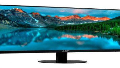 Foto de Monitores ultrafinos SA230 e SA270 da Acer proporcionam imagens cada vez mais realistas