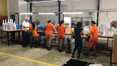 Foto de Até o fim de 2019, Mallory irá produzir 321 mil ventiladores em unidade prisional do Ceará