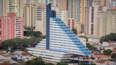Foto de Blue Tree Premium Londrina (PR) é referência arquitetônica na cidade