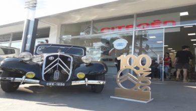 Foto de CITROËN inicia exposição itinerante de carros clássicos da marca pelo Brasil