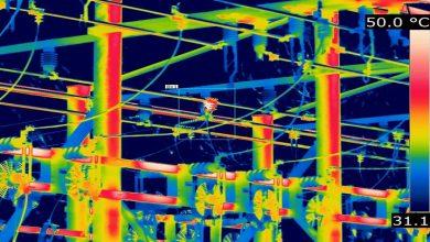 Foto de Imagens termográficas ajudam a identificar dispositivos eletrônicos que precisam de manutenção e poupam gastos com consertos