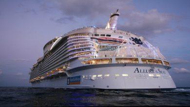 Foto de Novo Allure of the Seas chegará a Europa no Verão de 2020