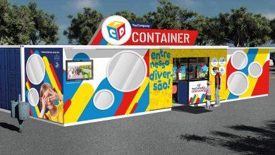 Foto de ToyCompany apresenta franquia de espaço kids em Container
