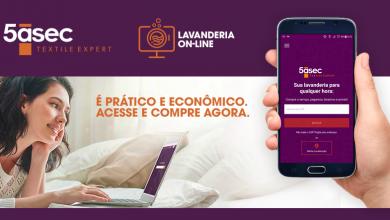 Foto de Reinvenção da lavanderia: e-commerce da 5àsec promove uma nova experiência virtual de compra