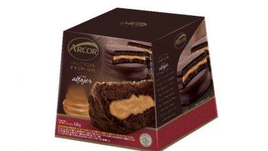 Foto de Arcor lança sabor Alfajor para a linha de Panettones Premium