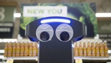 Foto de Varejistas investem em robôs com aparência amigável