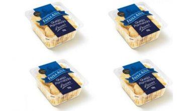 Foto de Faixa Azul lança versão aperitivo em lascas de seu queijo parmesão