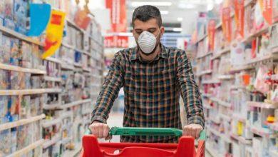 Foto de ASSERJ lança campanha de conscientização para o uso de máscara na hora das compras